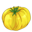 Yellow Heirloom Tomato