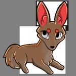 Brown Werewolf Zorvic Plush