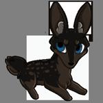 Brown Deer Zorvic Plush