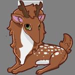 Deer Preat Plush - Male