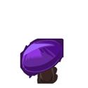 Dark Stem Purple Shroom