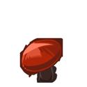 Dark Stem Red Shroom