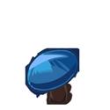 Dark Stem Blue Shroom