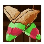 Festive Dipped Biscotti