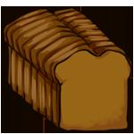 Sliced Wheat Loaf