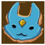 Blue Nyrin Cookie