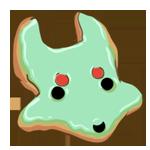Green Zorvic Cookie