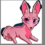Valentine Pink Zorvic Plush