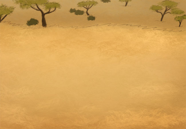 Small view of the Savanna.